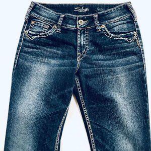 Silver Jeans Jeans - Silver Misses Jeans Suki Size 27